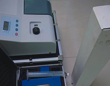 正规污染检测治理设备