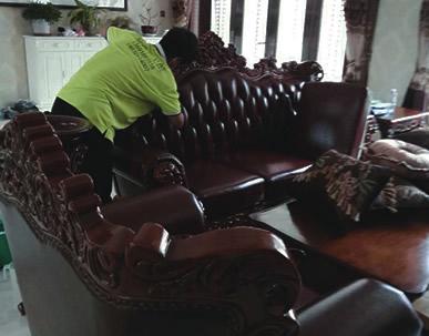 高档沙发除甲醛