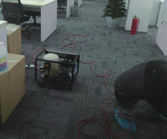 企业办公室内除甲醛